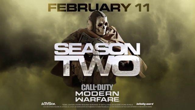 Call of Duty Modern Warfare - Season 2 trailer