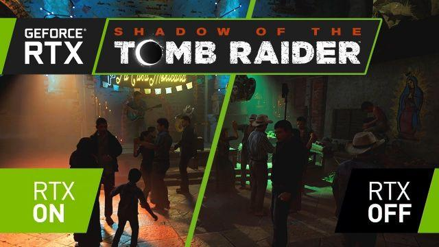 Shadow of the Tomb Raider: Official GeForce RTX Real-Time Ray Tracing Demo