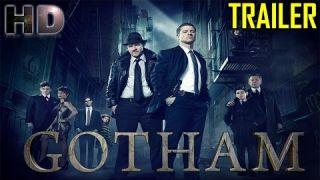 Gotham Fox TV Series - New Trailer HD (Pilot)
