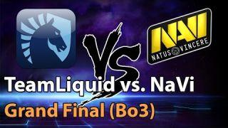 ► Heroes of the Storm Pro Gameplay TeamLiquid vs. NaVi - Grand Final