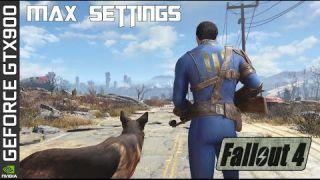 Fallout 4 Max Settings Gameplay - GTX 950 / GTX 960 / GTX 970