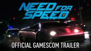 Need for Speed Official Gamescom Trailer PC, PS4, Xbox One