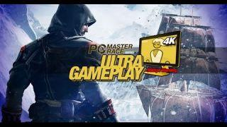 Ultra Gameplay - Assassin's Creed Rogue [4k] [First 10 Minutes of Gameplay]