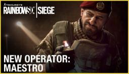 Rainbow Six Siege: Operation Para Bellum - Maestro | Trailer | Ubisoft [NA]