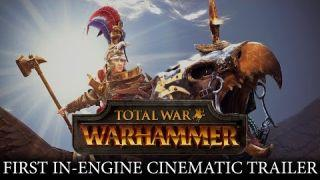 Total War: WARHAMMER - In-Engine Trailer: Karl Franz of the Empire [PEGI UK]