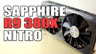 Sapphire AMD R9 380X Nitro vs 380 vs 390 vs 970