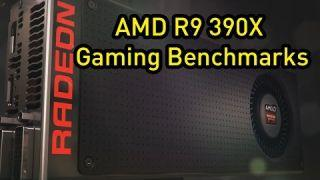AMD R9 390X Performance Benchmarks vs GTX 980