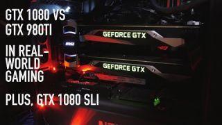 Overclocked Nvidia GTX 1080 VS 980 Ti | Benchmarks & SLI - Various Games