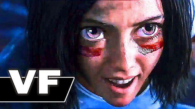 ALITA BATTLE ANGEL Bande Annonce VF (2018) NOUVELLE, Science Fiction