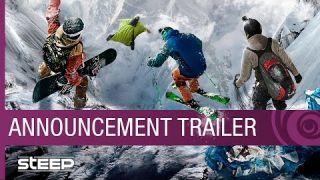 Steep Trailer: Announcement – E3 2016 [US]