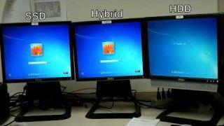 SSD vs. HDD vs. Seagate Hybrid SSHD