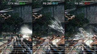 Crysis 3 R9 380 vs GTX 960 vs R9 280 Gameplay Frame-Rate Test