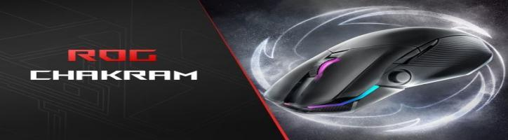 ROG Chakram | Souris | Republic Of Gamers