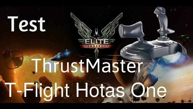 [FR] Test du Thrustmaster T-Flight Hotas One