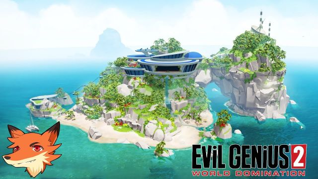Evil Genius 2: World Domination #1 [FR] Construire son repaire du mal pour dominer le monde!