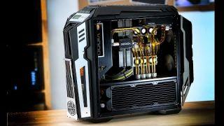 Master X5 - project [final video] - Case Mod World Series 2016
