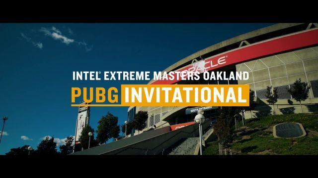 PUBG Invitational | IEM Oakland 2017 (Official Announcement)