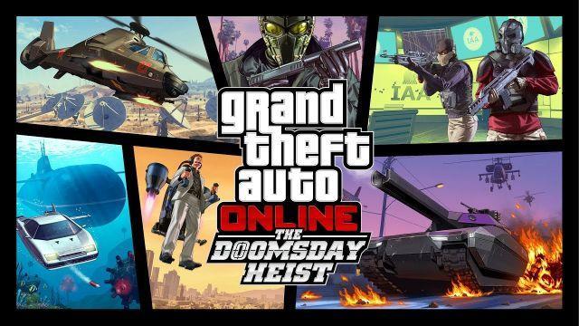 Bande-annonce officielle de GTA Online : Le Braquage de la fin du monde