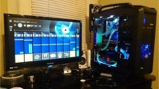 Extreme Water cooling PC build AMD FX XSPC (Cooler Master COSMOS)