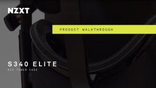 Builder's Workshop: NZXT S340 Elite Product Walkthrough - YouTube