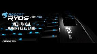 ROCCAT Ryos MK Pro Lighting Effects Demo