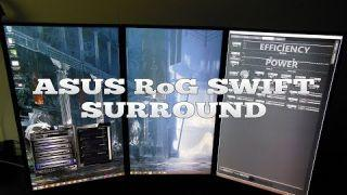 ASUS RoG Swift PG278Q G-Sync SURROUND Review | 4x GTX Titan Black SC | ThirtyIR.com