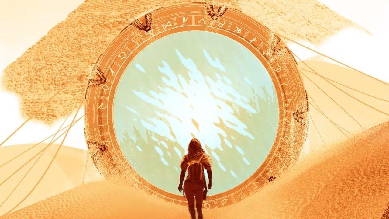STARGATE: ORIGINS - Official Teaser Trailer