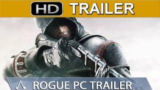 Assassin's Creed Rogue PC Trailer