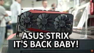 ASUS 980Ti STRIX & Claymore RGB TKL Keyboard