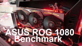ASUS ROG GTX 1080 STRIX vs MSI GTX 1080 GAMING X Benchmark 4K