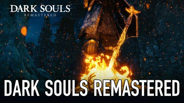 Dark Souls: Remastered - Announcement Trailer