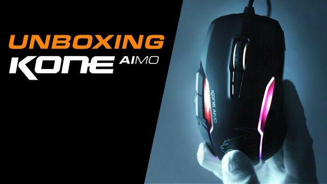 ROCCAT Kone AIMO | Unboxing