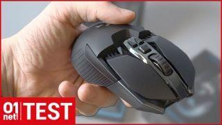 TEST Logitech G900 Chaos Spectrum : une bonne souris au prix fort