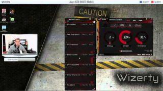 [Cowcot TV] Wizerty OC : Overclocking Asus ROG GTX 980 Ti Matrix Platinum Part Two