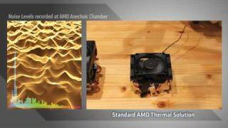 Acoustic Demo of AMD Wraith Cooler