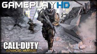 Call of Duty Advanced Warfare Gameplay (PC HD)