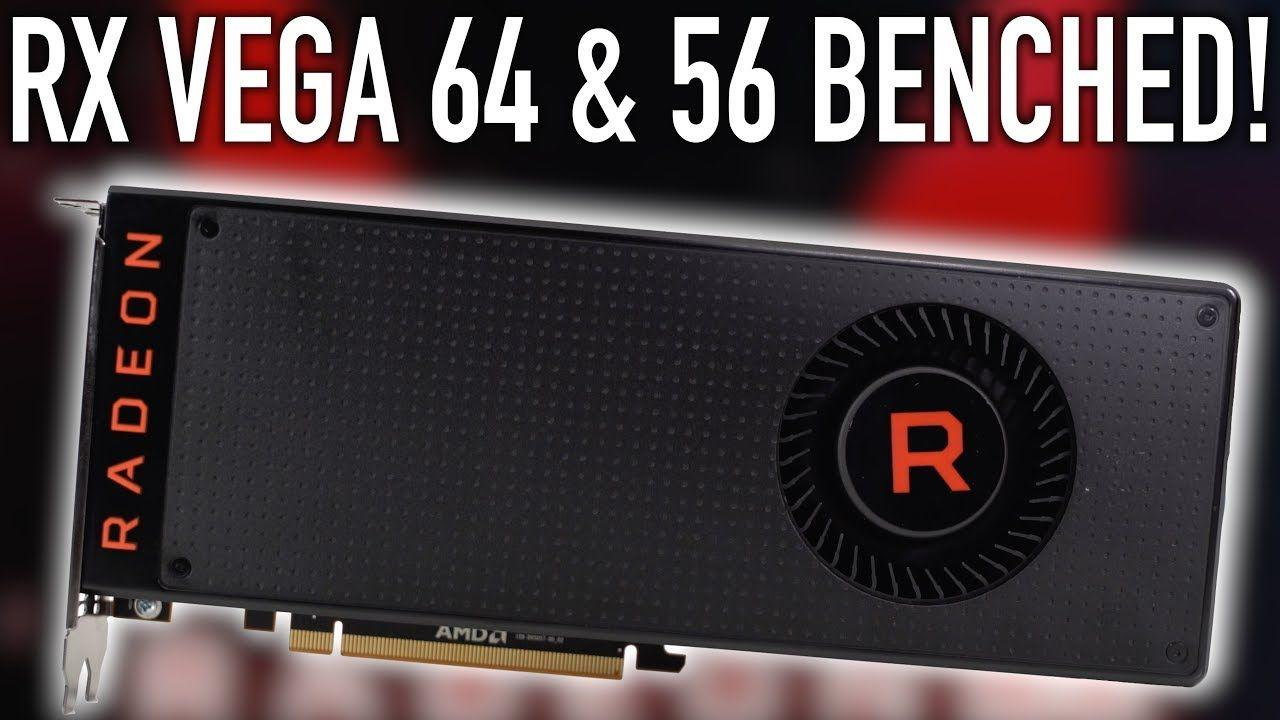 AMD's RX Vega 56 & 64 Beyond The Hype