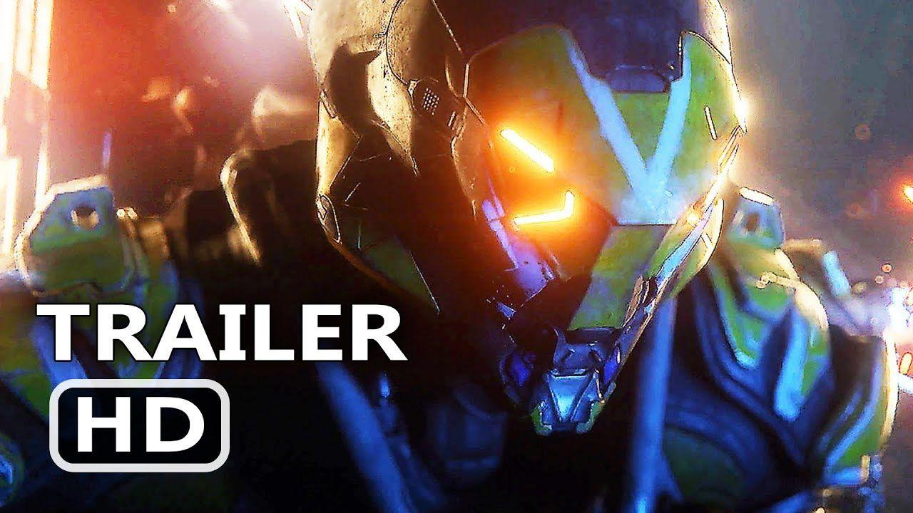 ANTHEM Official Trailer (2018) E3 2017 New Bioware Game 4K HD