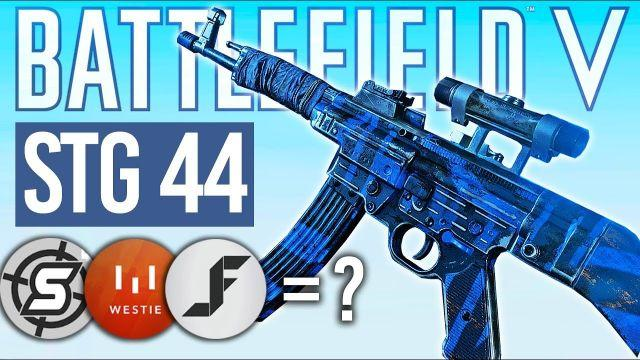 FULLY UPGRADED STG44 BF5 Beta Squads Announced!