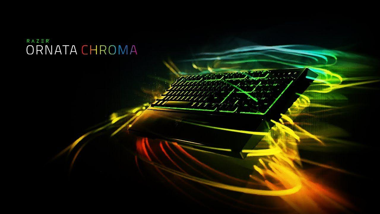 The Razer Ornata Chroma