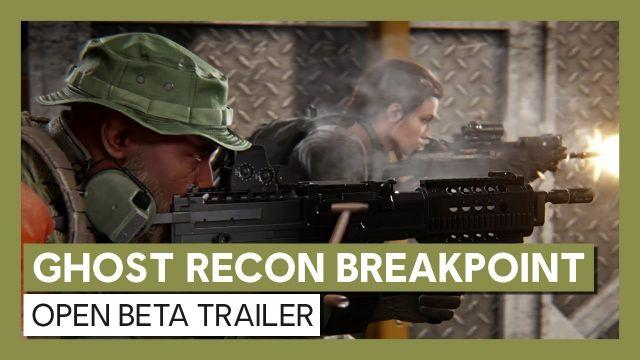 Ghost Recon Breakpoint: Open Beta Trailer