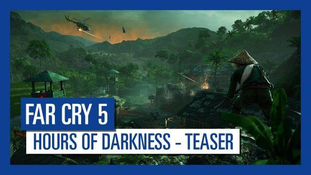 Far Cry 5: Hours of Darkness Teaser Trailer | Ubisoft - YouTube