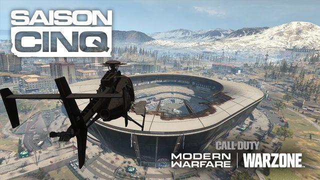 Call of Duty®: Modern Warfare® & Warzone - Trailer Officiel de la Saison 5