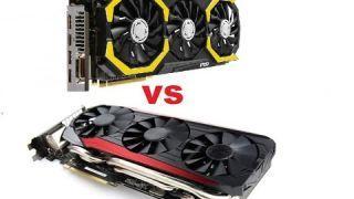 GTX 980 TI LIGHTNING VS 980 TI STRIX GAMING OC benchmark