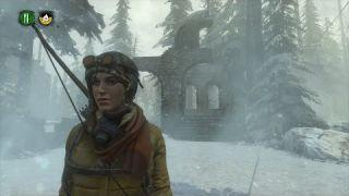 Rise of The Tomb Raider - Endurance Mode Gameplay