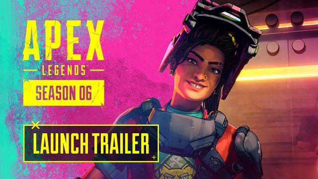 Apex Legends Season 6 – Boosted Launch Trailer