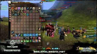 WaR LegenD Guild Wars 2 GvG 30v30 vs IRON