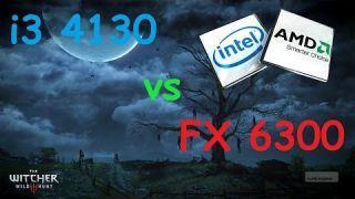 i3 4130 vs FX 6300 Test in 8 Games (GTX 960)