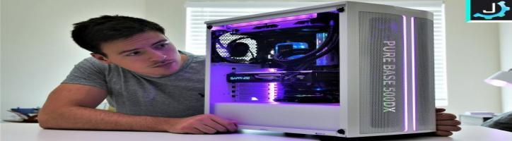 How To Build A PC In The be quiet! Pure Base 500DX