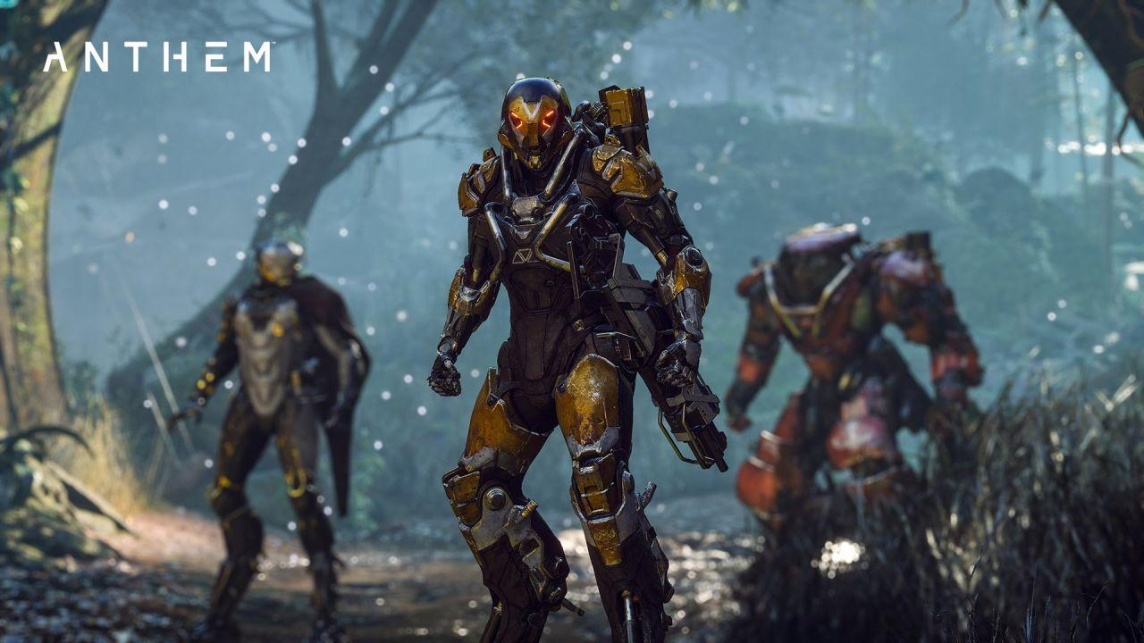 Présentation officielle du gameplay d'Anthem